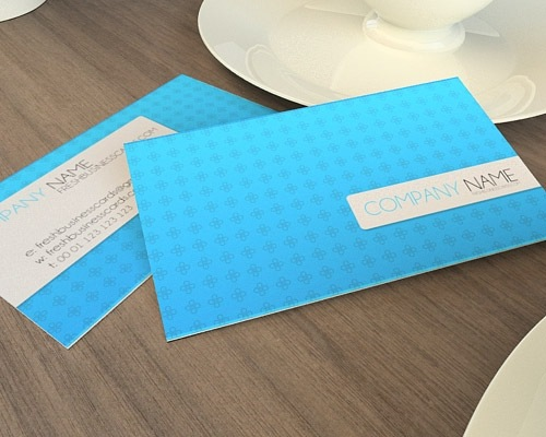 subtlebusinesscards 25 Free Business Card Design Templates