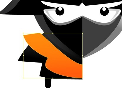 24 thumb Draw an angry little samurai in Illustrator