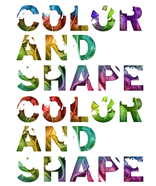 colourshape 50 Beautiful Poster Which Included Remarkable Typography