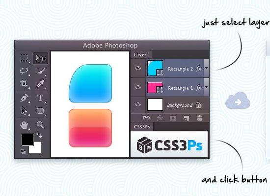 css3 10 Best Free Photoshop Plug ins