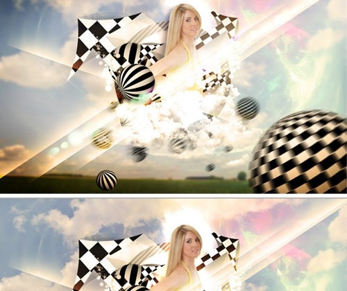 retrofutureristic 80 best Photoshop tutorials from 2013