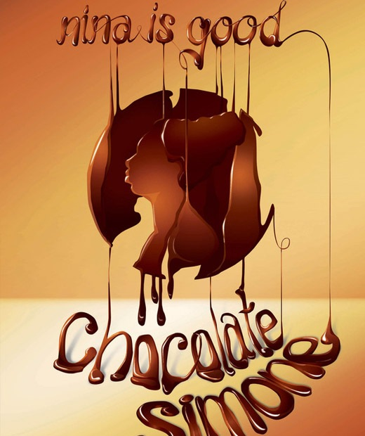 smoothechocolate 50 Beautiful Poster Which Included Remarkable Typography