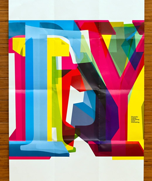 type1 50 Beautiful Poster Which Included Remarkable Typography