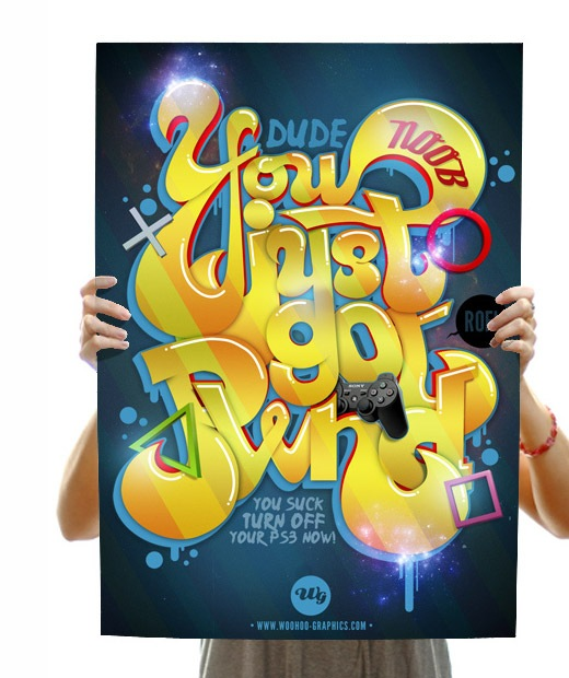typographyposters 50 Beautiful Poster Which Included Remarkable Typography