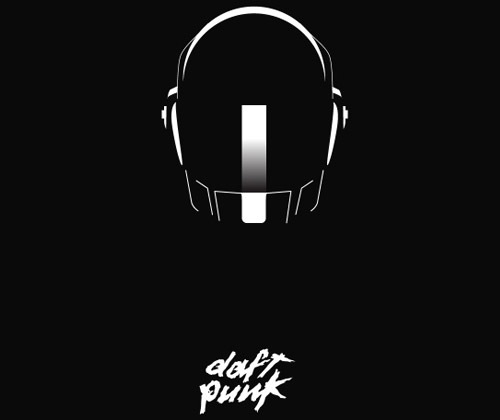 daftpunk 40 Fresh Best Illustrator Tutorials From 2013
