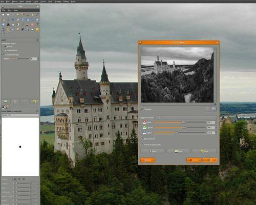 gimp 10 Free Must Download Programs Similar To Photoshop
