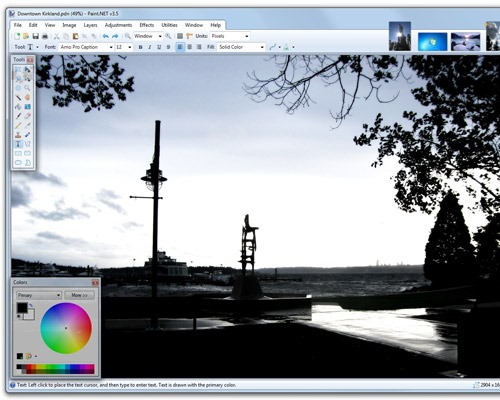 paintnet 10 Free Must Download Programs Similar To Photoshop