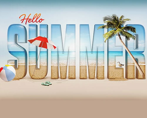 summer thumb Best Of Web And Design In August 2013