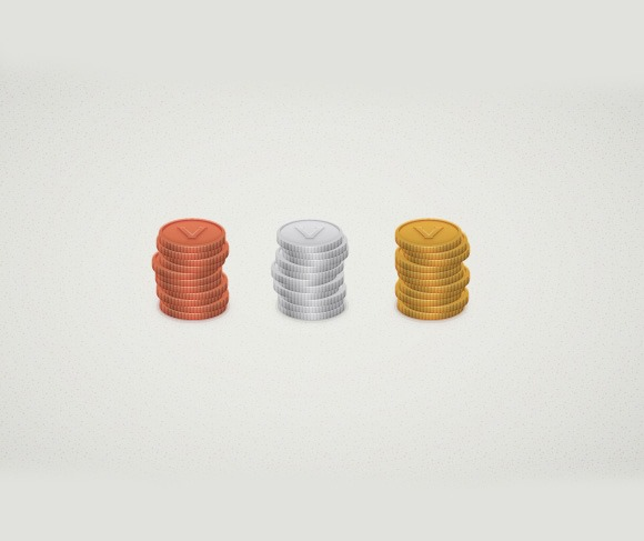 coins thumb 100 best Illustrator tutorials from 2013