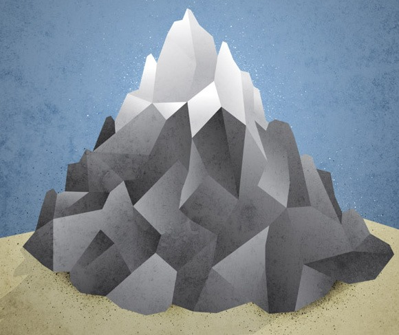 low poly art thumb 100 best Illustrator tutorials from 2013