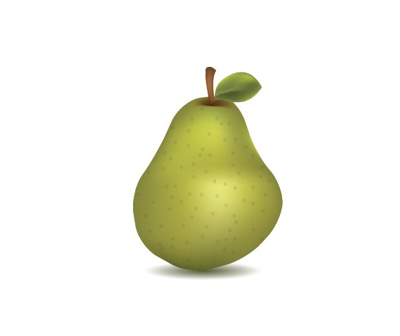 pear thumb 100 best Illustrator tutorials from 2013