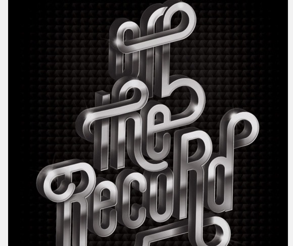 silver type thumb 100 best Illustrator tutorials from 2013