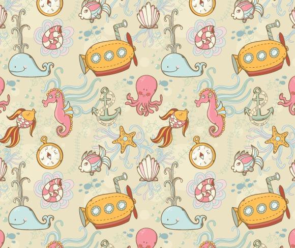 under water pattern thumb 100 best Illustrator tutorials from 2013
