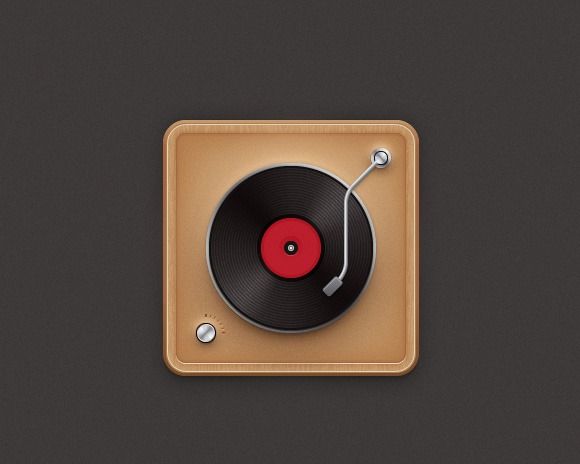 vinyl player thumb Best Of Web And Design In November 2013