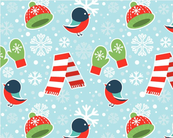 christmas pattern thumb Best Of Web And Design In December 2013