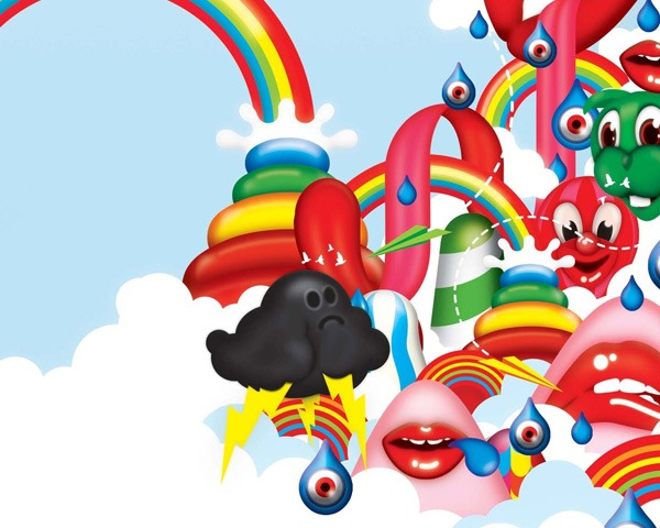 rainbow Best Of Web And Design In January 2014
