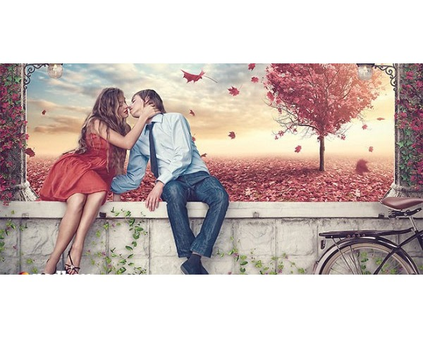 valentinesday thumb 60 Best Photoshop tutorials from 2014