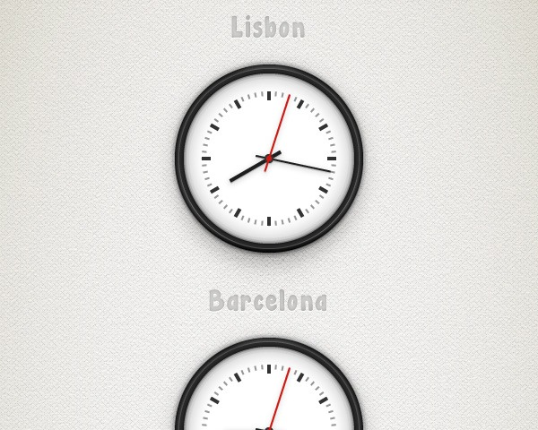 clocks icon illustration thumb 30 Fresh new illustrator tutorials from 2014