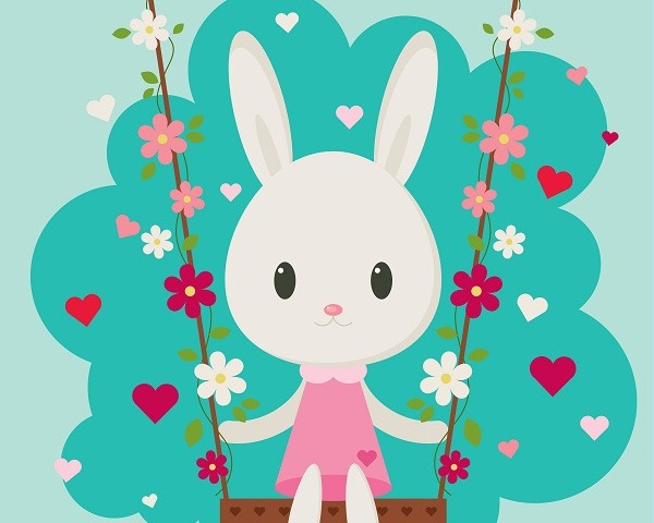 create bunny illustration thumb 30 Fresh new illustrator tutorials from 2014