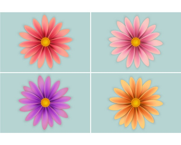 flowers thumb 30 Fresh new illustrator tutorials from 2014