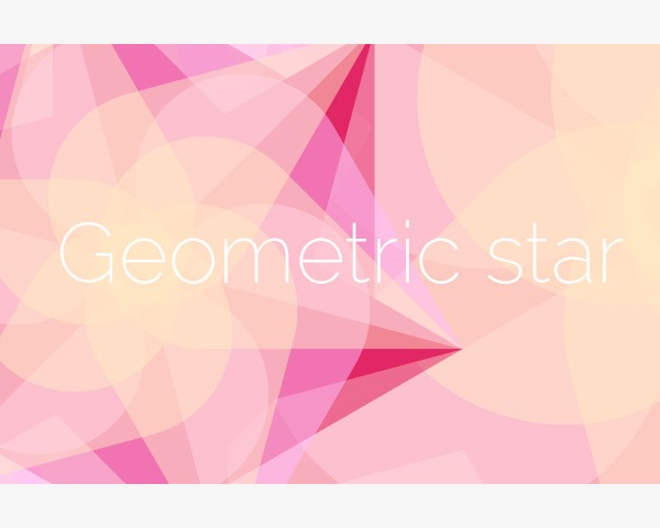 geometric pattern 30 Fresh new illustrator tutorials from 2014