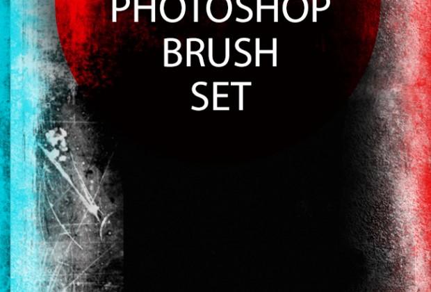 grunge-edges-photoshop-brush-set