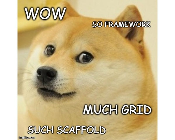 css framework thumb Best Of Web And Design In May 2014