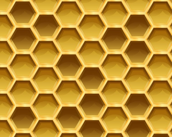 honey comb Best Of Web And Design In May 2014