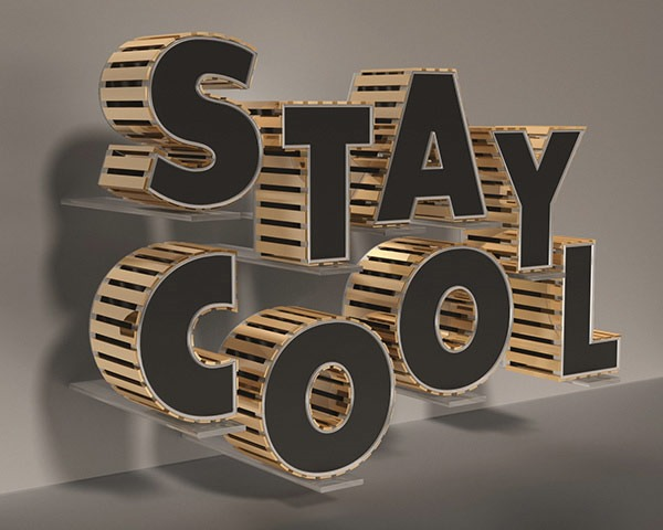 stay cool Best Of Web And Design In May 2014