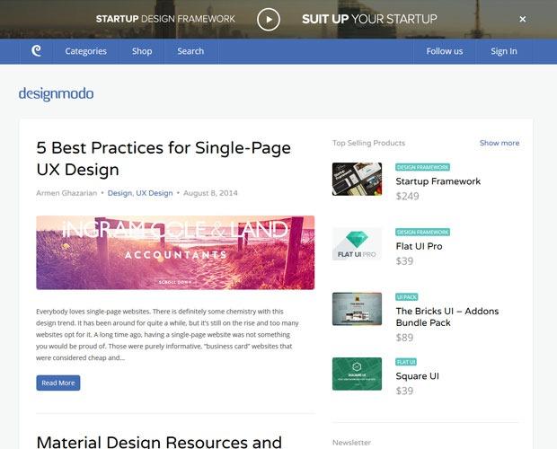 design modo 20 Blogs every web designer should be reading