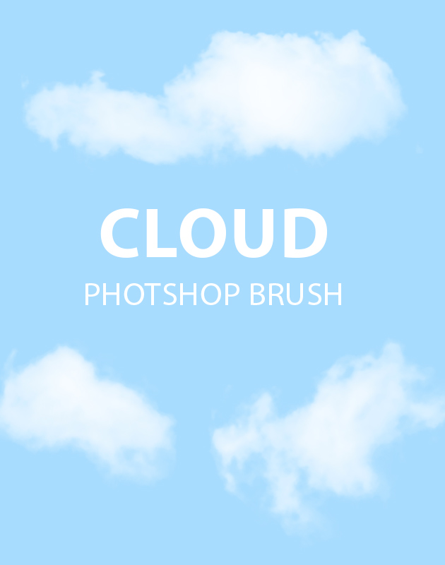 clound photoshop brush set 10 best free Photoshop brushes you must download