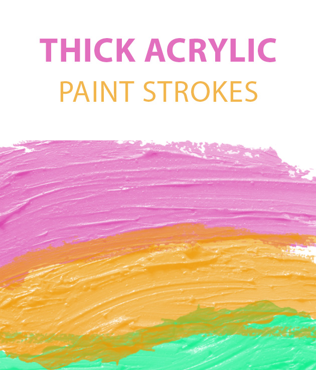 How To Apply Acrylic Paint Without Brush Strokes