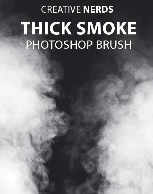 thick smoke brush thumb The best design articles from 2014