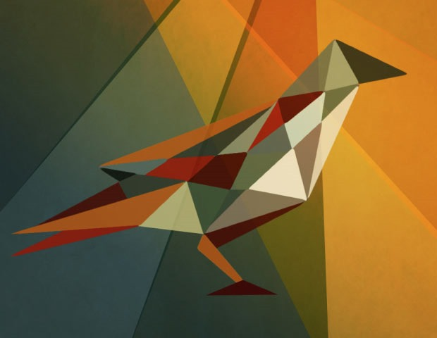 colorful bird1 20 tutorials for learning and mastering Pixelmator