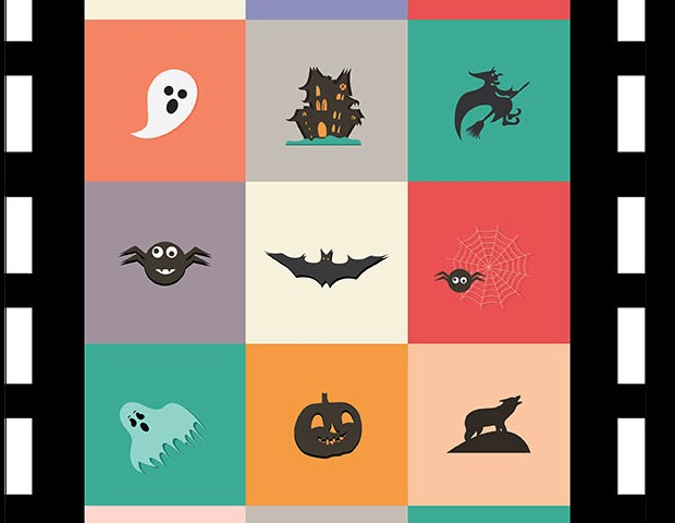 halloween flat icons 40 Essential Halloween vectors and icons