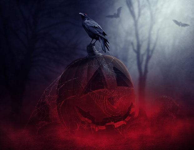forgtton halloween 60 Best Photoshop tutorials from 2014
