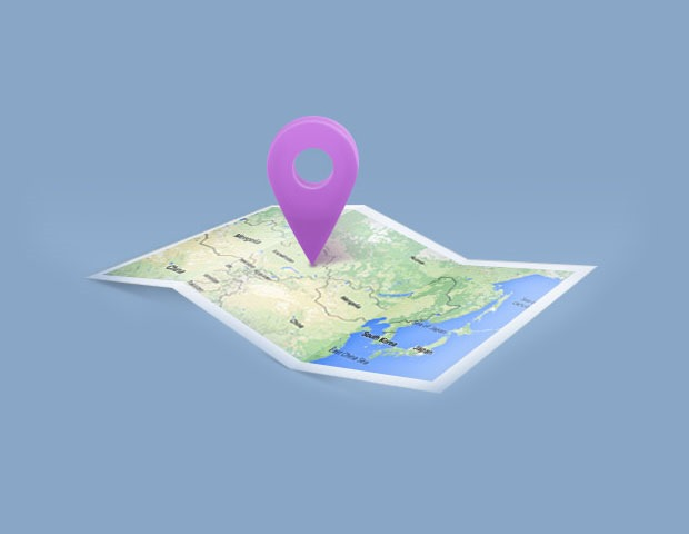 map icon 60 Best Photoshop tutorials from 2014