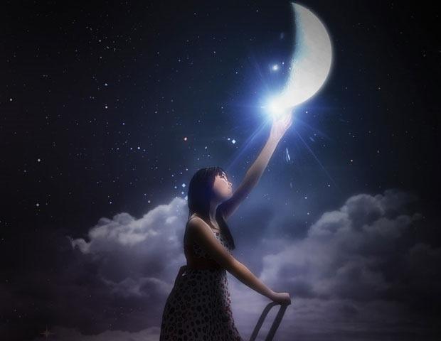 moon light 60 Best Photoshop tutorials from 2014