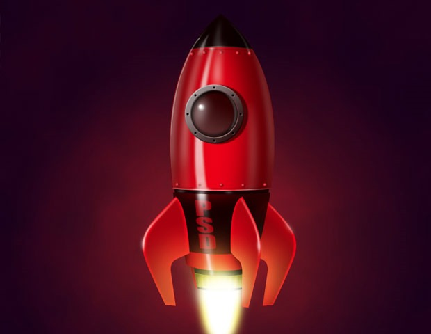 rocket thumb 60 Best Photoshop tutorials from 2014