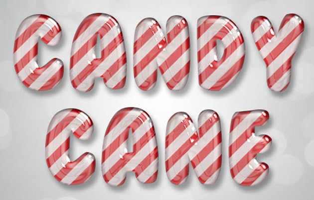 candy cane Best Of The Web And Design In December 2014
