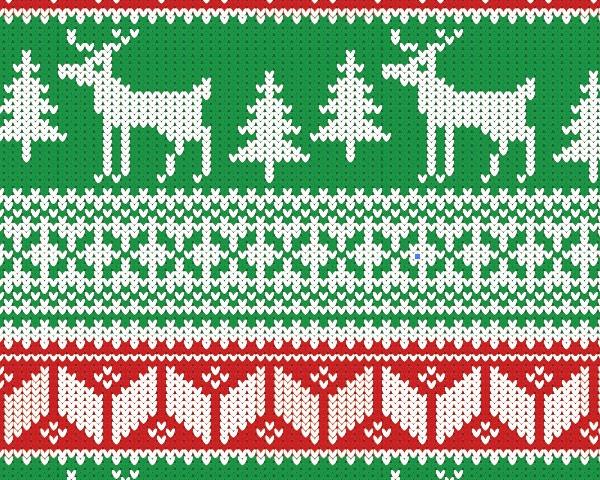 christmas jumper pattern 60 Best illustrator tutorials from 2014