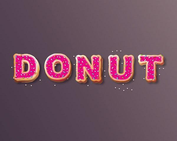 donut thumb 60 Best illustrator tutorials from 2014
