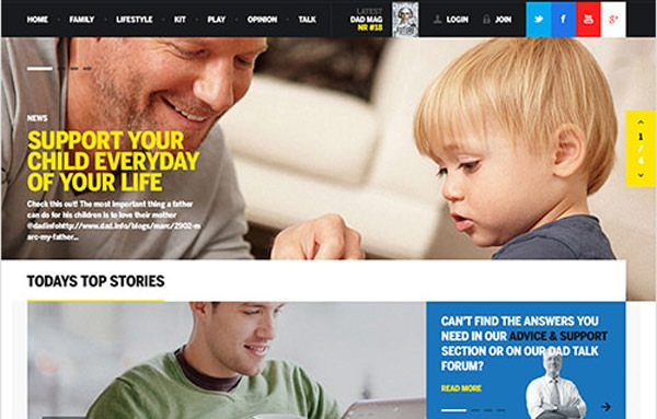 front end thumb Best of the web and design in November 2014