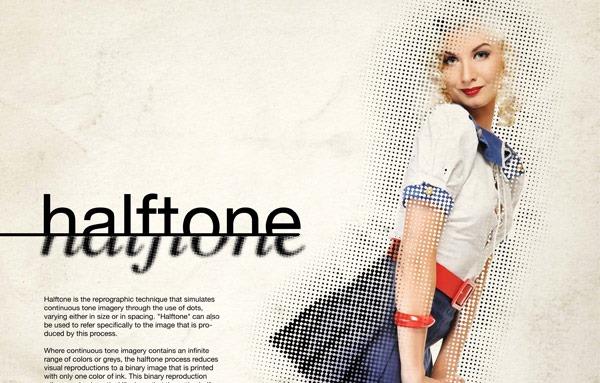 halftone Best of the web and design in November 2014