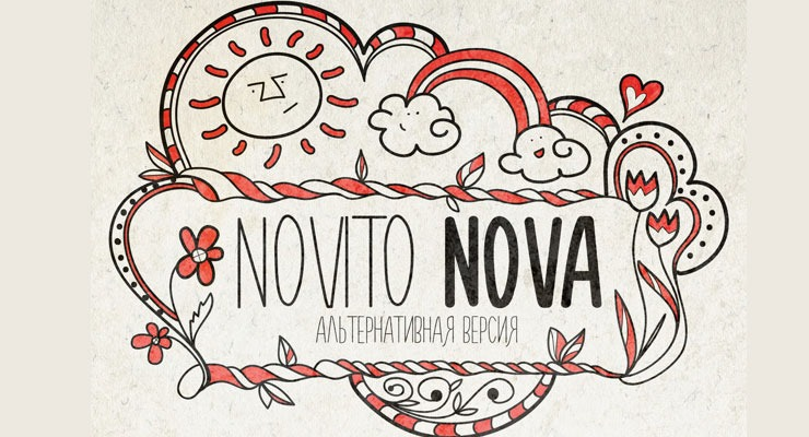 novito thumb 20 best hand drawn free fonts
