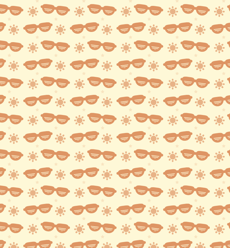 brown sun and sunglasses pattern creative nerds thumb 1000+ bundle of amazing free design resources