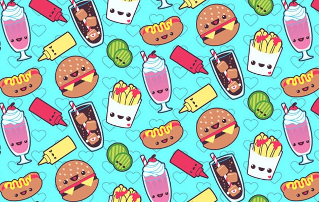 illustration pattern Best Of The Web And Design In April 2015