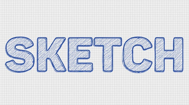 sketch thumb 20 fresh new Photoshop tutorials from 2015
