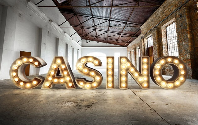 casino 3d text Best Of The Web And Design In May 2015