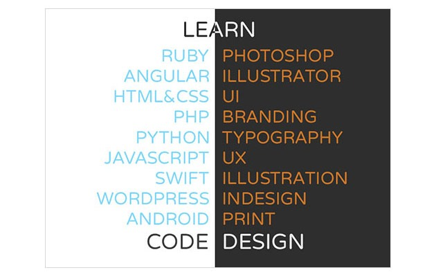 learn code Best Of The Web And Design In May 2015